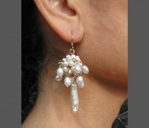 Pearl Jam earrings