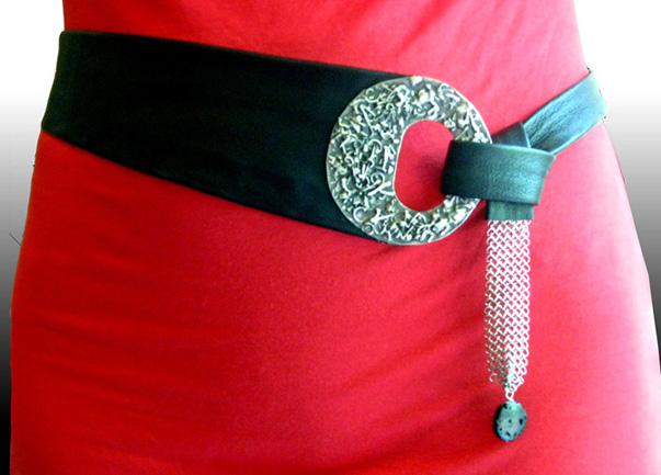Glyph belt