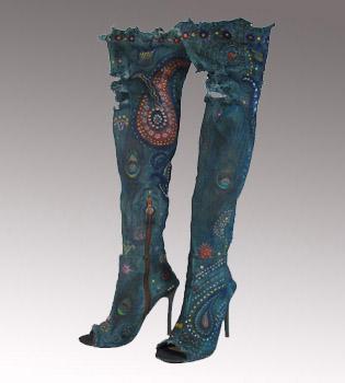 Jean Boot gradient1