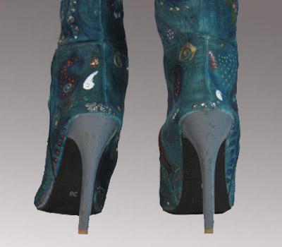 Jean Boot gradient3aa
